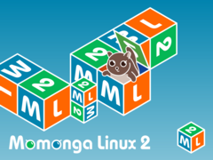 Momonga Linux 2 壁紙