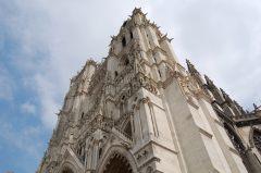 Notre-Dame d'Amiens (extérieur)