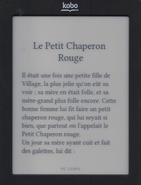 シャルル・ペローの「赤ずきんちゃん」